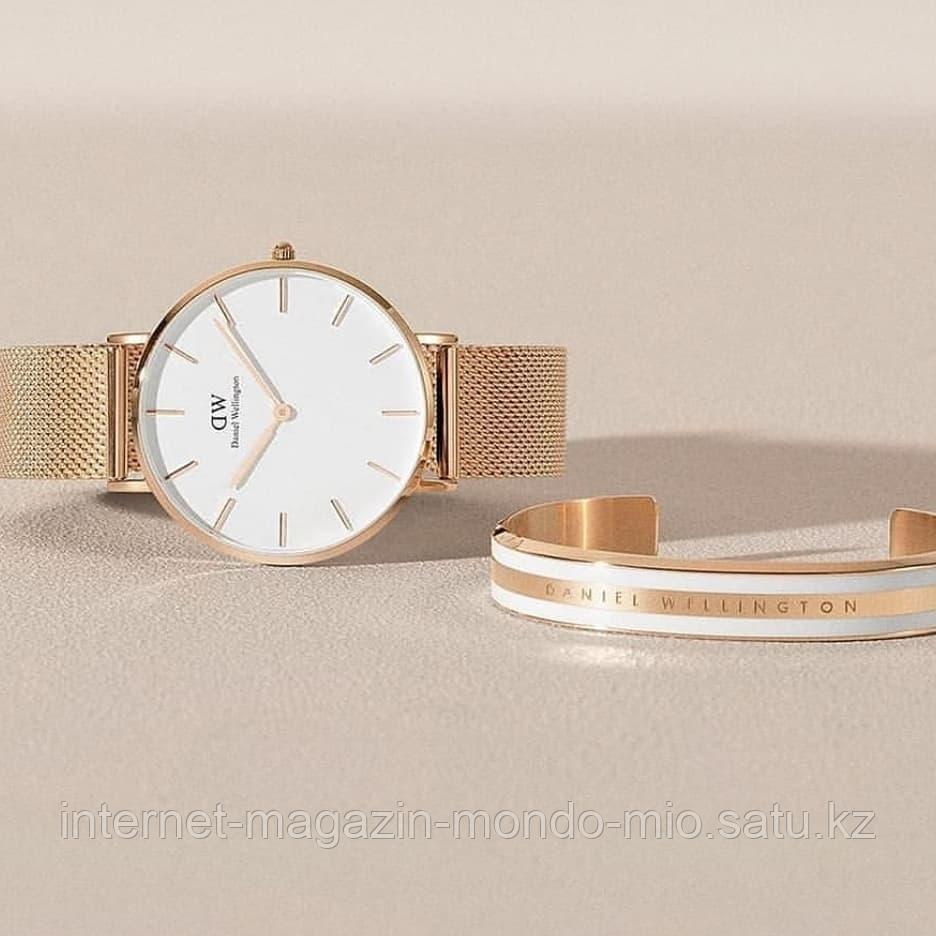 Шикарный набор Часы DW с браслетом