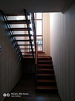 Лестница кованная, фото 1