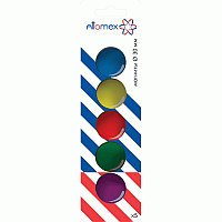Набор магнитов Attomex 5шт. d30mm # 6021701