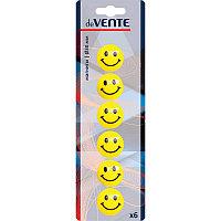 "Набор магнитов Devente 6шт. d30mm ""Smile"" # 6021501"