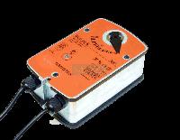 Электропривод без пружинного возврата,трехпозиционный 4 Нм 24v