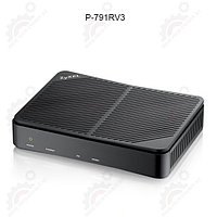 Модем-маршрутизатор SHDSL Zyxel, режим точка-точка, скорость до 15,3 Мбит/сек.