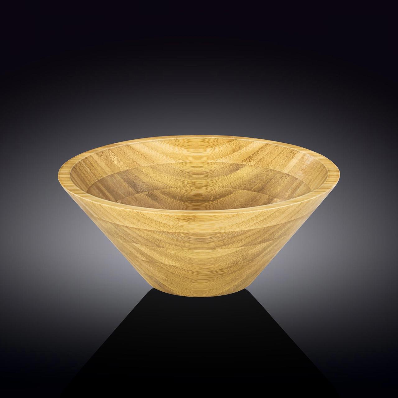 Салатник Wilmax 250 мл Bamboo 15 см