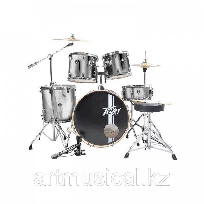 Барабанная установка Peavey PV 5PC Drum Set Silver