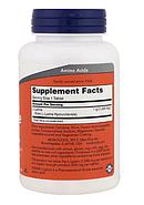 Now Foods, L-лизин, 1000 мг, 100 таблеток, фото 3