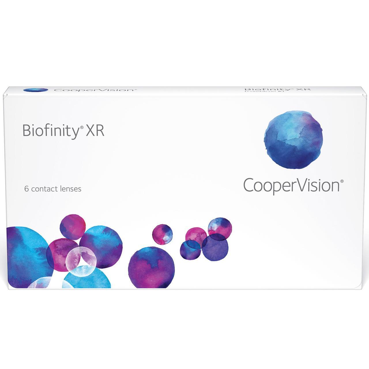 Контактные линзы -4,00 Cooper Vision Biofinity