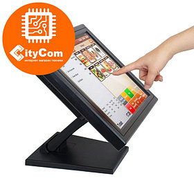 """Сенсорный монитор 15"""" CTX PV5952 (Touch screen monitor), RS-232, COM Арт.1386"""