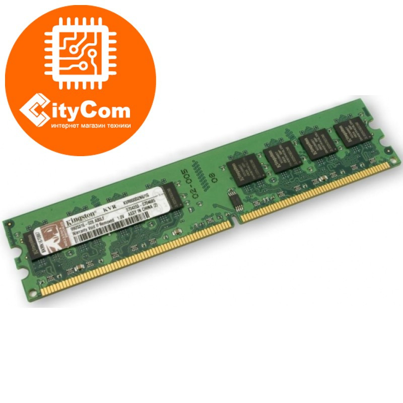 Оперативная память Kingston DDR2 1Gb 800MHz Арт.1279