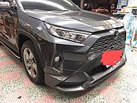 Обвес на новый Toyota RAV4 2019