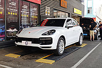 Обвес Turbo на Porsche Cayenne III  (2018+)