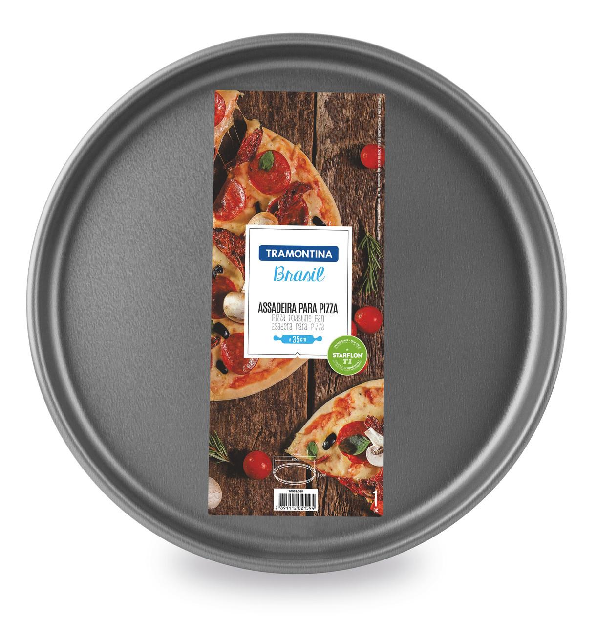 Форма для выпечки пиццы 35см 20058/035 Brasil Tramontina