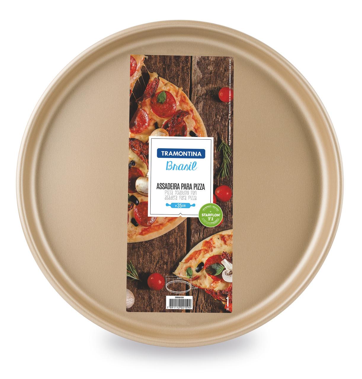 Форма для выпечки пиццы 35см, Brasil Tramontina