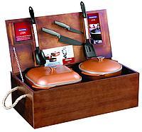 Набор кухонной посуды 12 предметов 20999/471 Lyon Tramontina, фото 1