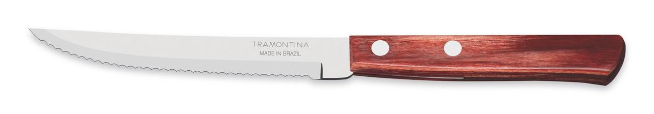 "Нож столовый для стейка 5"" 127 мм 3шт/уп 21100/375 Polywood Tramontina"
