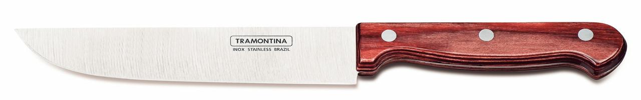 "Нож кухонный (в блистере) 6"" 153 мм 21138/176 Polywood Tramontina"