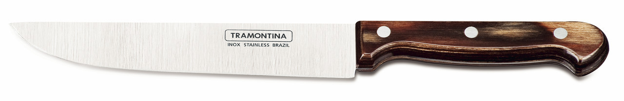 "Нож кухонный (в блистере) 7"" 178 мм. Polywood Tramontina"