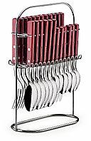Набор столовых приборов на вешалке 4 предмета 25 шт 21199/713 Polywood Tramontina, фото 1