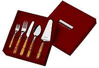 Набор столовых приборов 5 предметов 25 шт. Design Collection Tramontina, фото 1