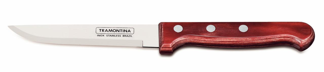 "Нож столовый для стейка 5"" 127 мм 21414/075 Jumbo Polywood Tramontina"