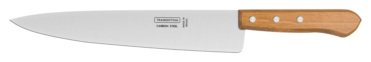 "Нож кухонный 10"" 254 мм 22950/000 Carbon Tramontina"