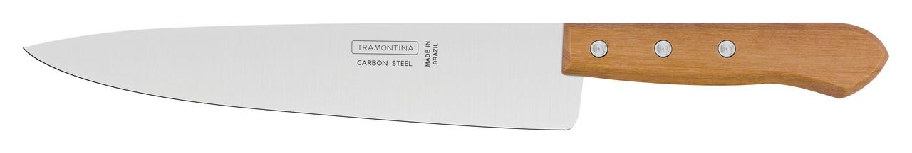 "Нож кухонный 9"" 230 мм 22950/009 Carbon Tramontina"