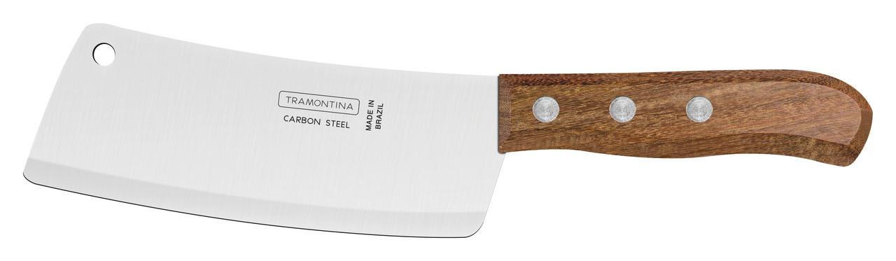 "Нож топорик кухонный 6"" 152 мм 22956/006 Carbon Tramontina"