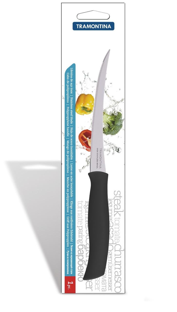 "Нож д/томата (в блистере) 5"" 127 мм 23088/905 Athus Tramontina"