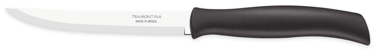"Нож для стейка гладкий (в блистере) 5"" 127 мм 23096/905 Athus Tramontina"