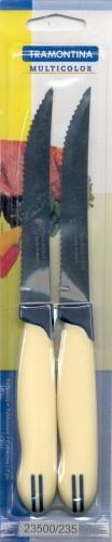 """Нож столовый для стейка 5"""" 127 мм 2шт/уп 23500/235 Multicolor Tramontina"""