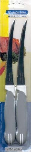 """Нож овощной для томатов 5"""" 127 мм 2шт/уп 23512/265 Multicolor Tramontina"""