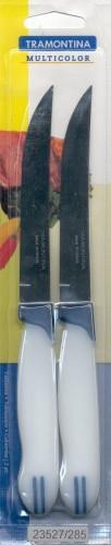 "Нож столовый 5"" 127 мм 2шт/уп 23527/285 Multicolor Tramontina"