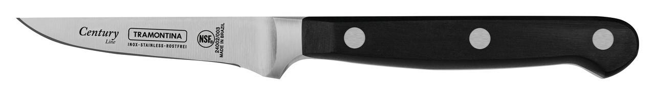 """Нож для овощей 3"""" 76 мм. Century Tramontina"""