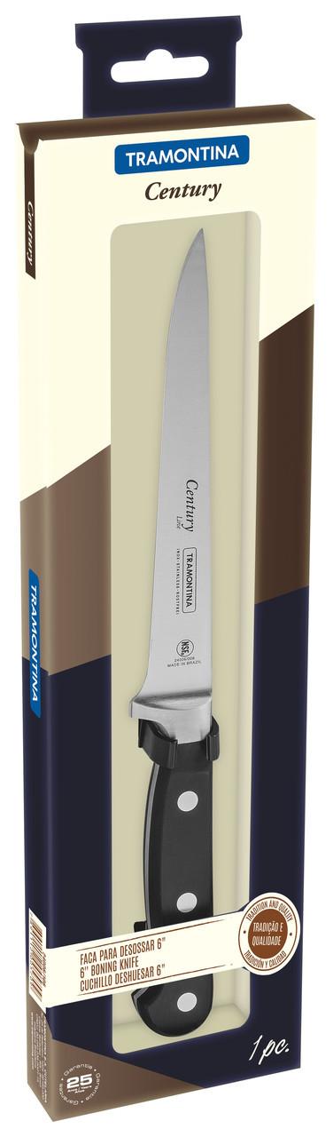"""Нож кухонный (в коробке) 6"""" 153 мм 24006/106 Century Tramontina"""