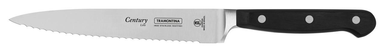 """Нож кухонный 6"""" 153 мм.  Century Tramontina"""