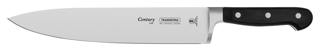 """Нож кухонный 10"""" 254 мм. Century Tramontina"""