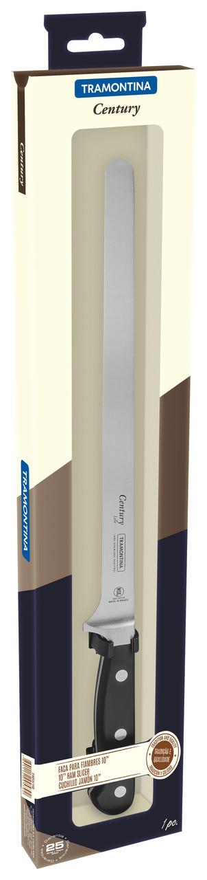 """Нож кондитерский (в коробке) 10"""" 254 мм. Century Tramontina"""
