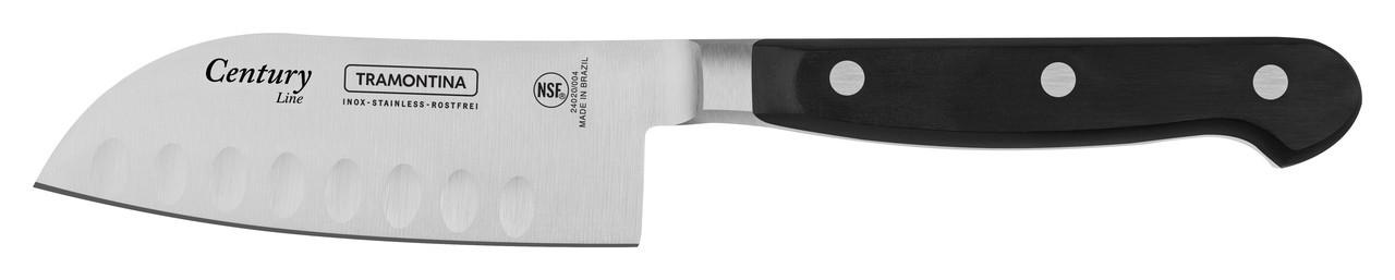 "Нож кухонный SANTOKU 4"" 102 мм 24020/004 Century Tramontina"