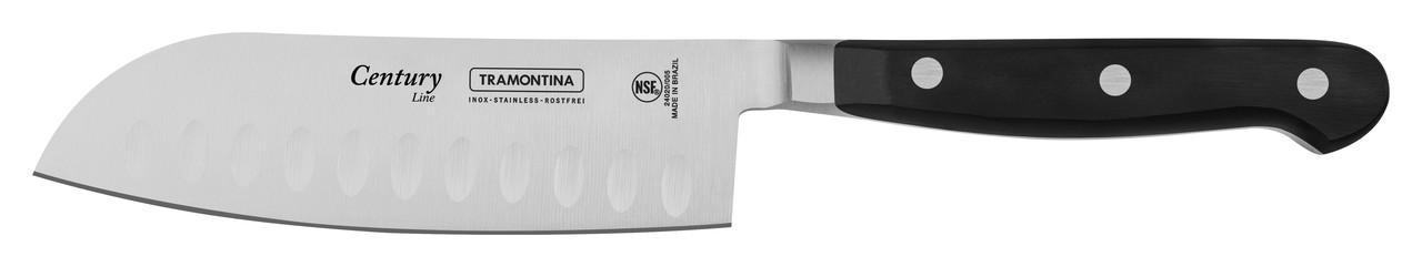 "Нож кухонный SANTOKU 5"" 127 мм 24020/005 Century Tramontina"