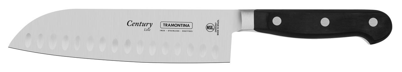"Нож кухонный SANTOKU 7"" 178 мм 24020/007 Century Tramontina"
