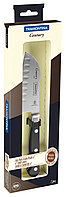 "Нож кухонный SANTOKU (в коробке) 4"" 102 мм.  Century Tramontina, фото 1"