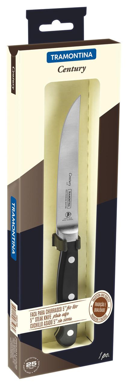 "Нож для стейка (в коробке) 5"" 127 мм 24021/105 Century Tramontina"