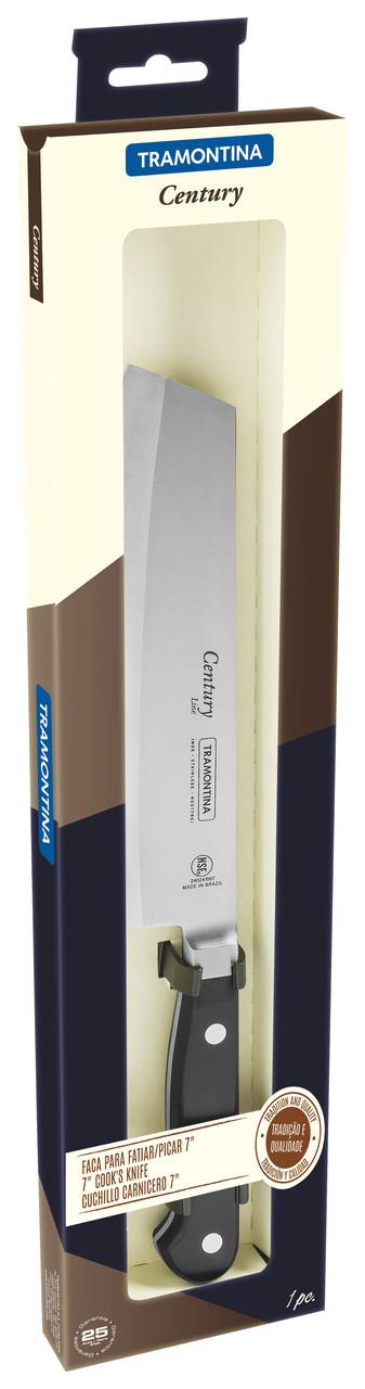 """Нож кухонный (в коробке) 7"""" 178 мм 24024/107 Century Tramontina"""