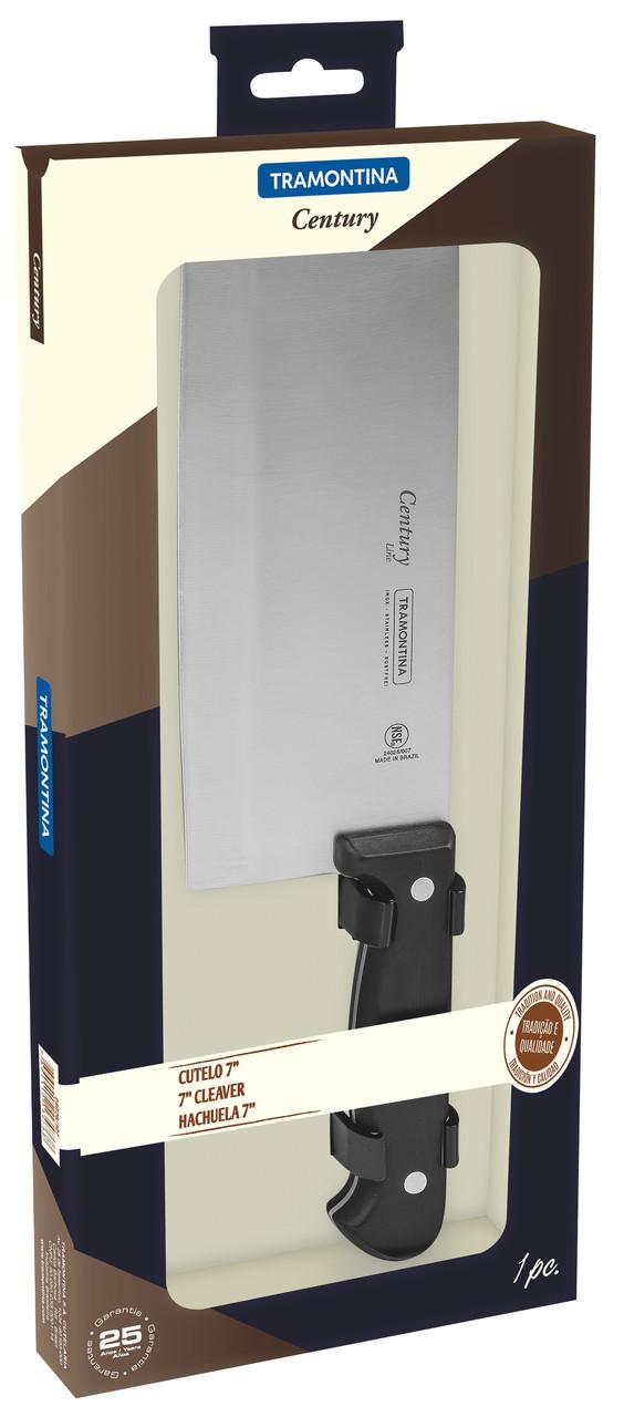 "Топор кухонный (в коробке) 7"" 178 мм.  Century Tramontina"