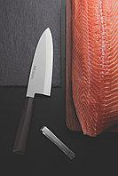 """Нож DEBA для разделки рыбы (в коробке) 8"""" 203 мм  Sushi Silver Tramontina, фото 1"""