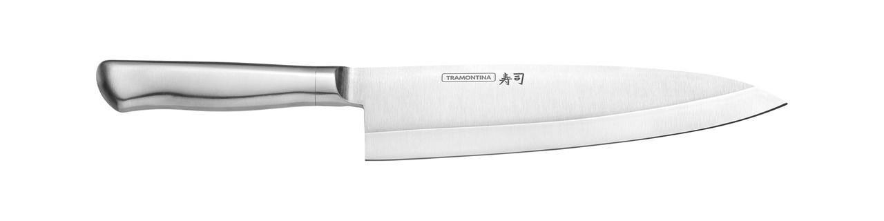 """Нож DEBA для разделки рыбы (в коробке) 8"""" 203 мм Sushi Diamond Tramontina"""