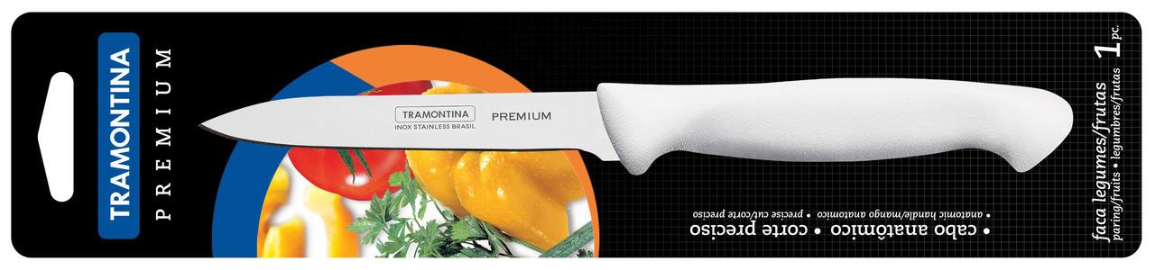"""Нож для овощей 4"""" 102 мм 24470/184 Premium Tramontina"""