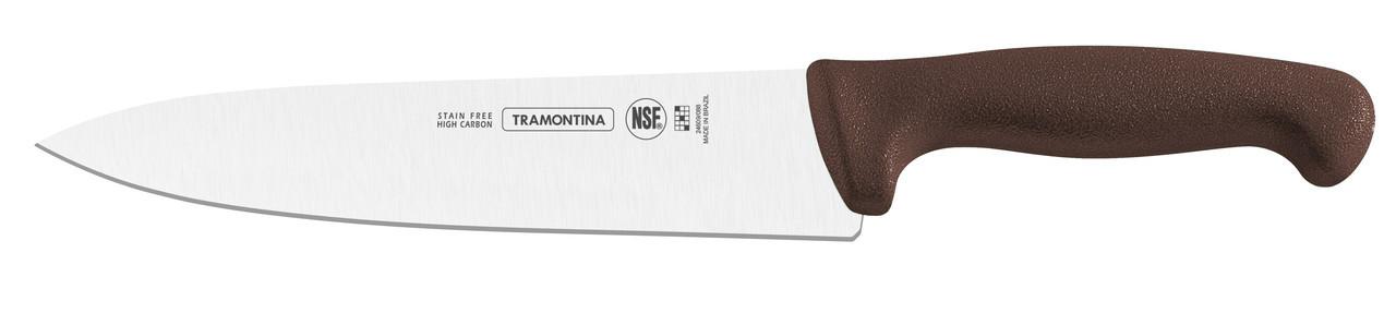 """Нож кухонный 8"""" 203 мм Professional Master Tramontina"""