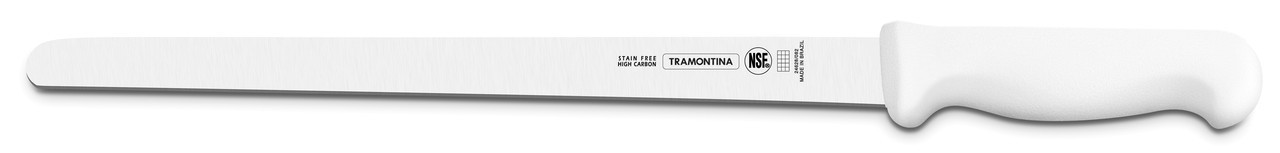 "Нож для шаурмы, донера, нарезки ветчины, кулинарный 12"" 305 мм  Professional Master Tramontina"