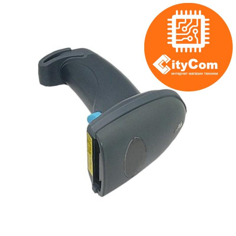 Сканер штрих-кодов Sunphor sup8600, laser, manual, black