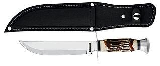 Нож туристический нескладной охотничий 26010/105 Sport Tramontina